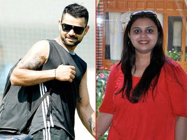 क्रिकेटर पवन नेगी आणि विराट कोहलीची बहीण. - Divya Marathi