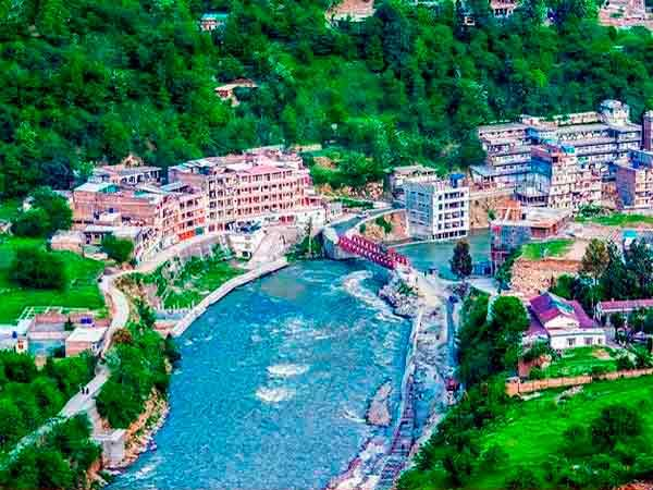 स्वात खो-यातील मद्यान शहर - Divya Marathi