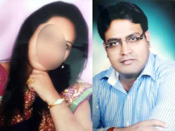 सॉफ्टवेअर इंजिनिअर गगन आणि उच्चशिक्षित पत्नी. - Divya Marathi