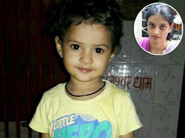 काय होईल अंशिताचे... काय असेल तिचे भविष्य... इन्सेटमध्ये तिची आई मोनिशा. - Divya Marathi