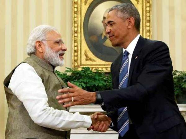मोदी-ओबामा संबंधामुळे हे करार प्रत्यक्षात येतील अशी अपेक्षा आहे. - Divya Marathi