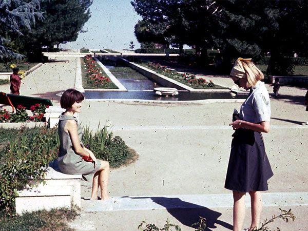 अफगाणिस्तानातील हा फोटो 1960 च्या दशकातील आहे. - Divya Marathi