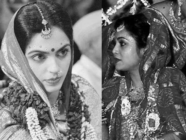 अंबानी कुटुंबातील सुनांचे लग्नातील फोटो. - Divya Marathi