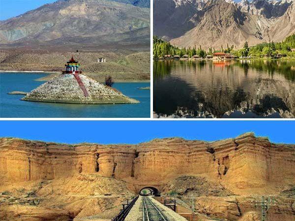 बलूचिस्तान इतका सुंदर, निसर्गरम्य आहे. - Divya Marathi