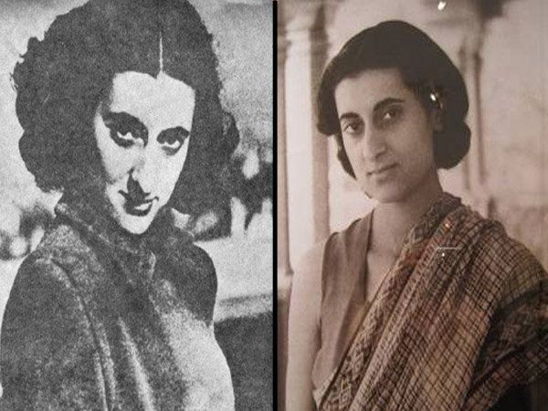 देशाच्या पहिल्या महिला पंतप्रधान इंदिरा गांधी यांचा फिरोज गांधी यांच्यासोबत प्रेमविवाह होता. - Divya Marathi