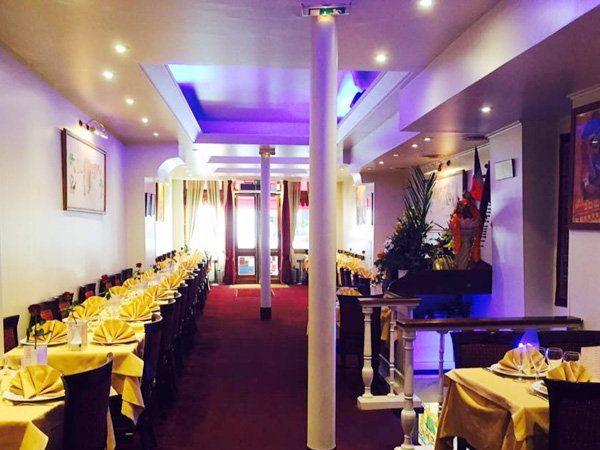 पॅरिसमधील 'गांधीजी' रेस्टांरंट... - Divya Marathi