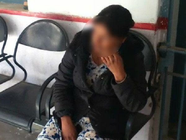 मधुचंद्रासाठीचे साहित्य खरेदी करण्याच्या बहाण्याने महिलेने घरातून पळ काढला. - Divya Marathi