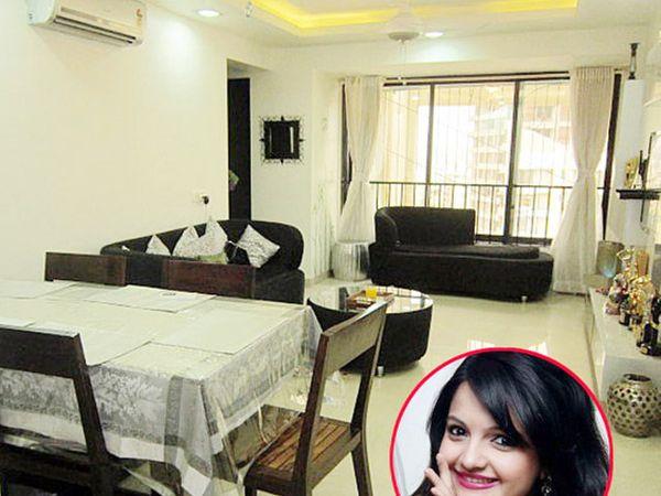 जियाच्या घरातील इनसाइड व्ह्यू... - Divya Marathi
