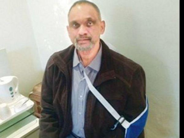 डॉ. कोसानम यांच्यावर तीन गोळ्या झाडण्यात आल्या होत्या. - Divya Marathi