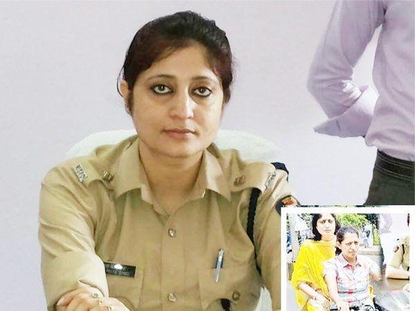 श्रीमती ज्योतीप्रिया सिंग यांची जालना येथून पुणे शहर पोलिस उपायुक्त पदी बदली झाली आहे. - Divya Marathi