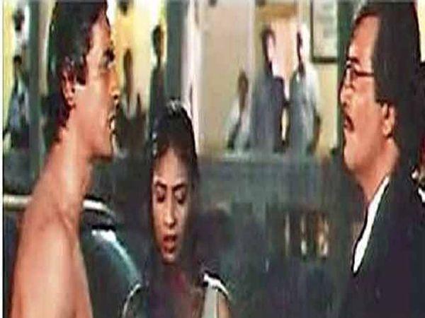 औरंगाबादेत चित्रीकरण झालेल्या दिवानापन या चित्रपटातील एक दृश्य. - Divya Marathi