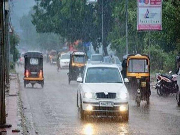 राज्यात 3 दिवसानंतर मुसळधार पावसाचा अंदाज हवामान खात्याने वर्तवला आहे. - Divya Marathi