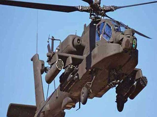 शत्रुच्या रडारला चुकवून हे हेलिकॅप्ट अचुकपणे लक्ष्याला टिपू शकतात. - Divya Marathi