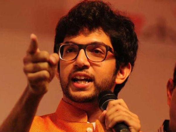 मुख्यमंत्र्यांवर हक्कभंग का आणू नये असा सवाल युवासेना प्रमुख आदित्य ठाकरे यांनी केला आहे. - Divya Marathi