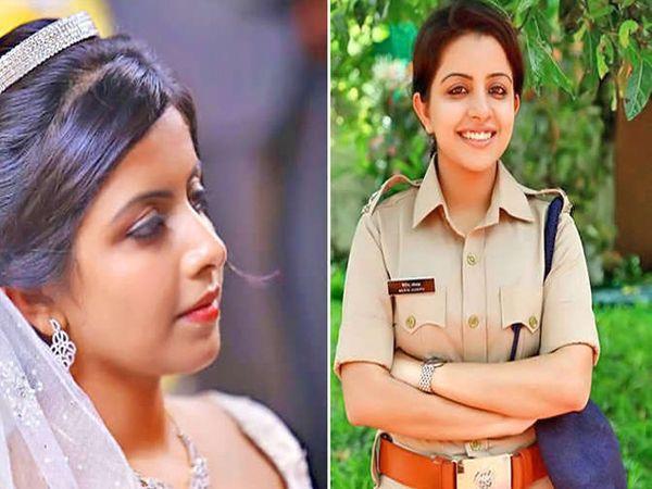 SP मेरीन जोसफ (IPS) - Divya Marathi