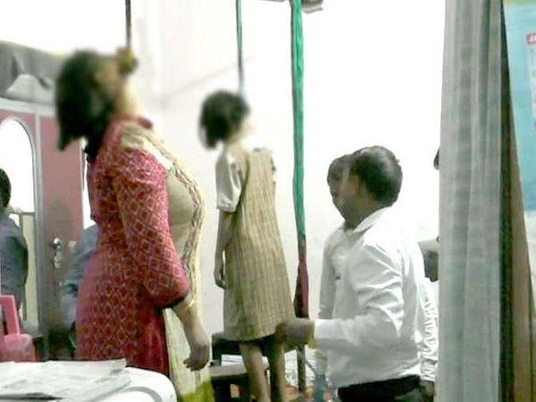 डॉक्टरच्या पत्नीने 3 मुलांसह आत्महत्येचा प्रयत्न केला. - Divya Marathi