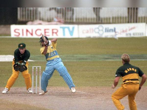 आपल्या 79 व्या सामन्यात त्याने आयुष्यातील पहिले वनडे इंटरनॅशनल शतक लावले. - Divya Marathi
