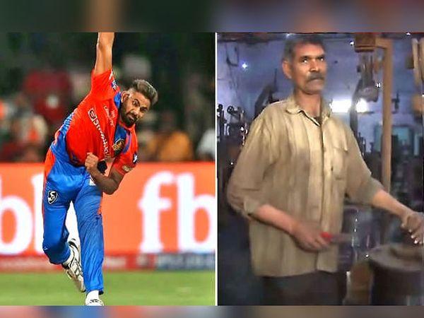 अतिशय हलाखीच्या परिस्थितीतून तो क्रिकेटर बनला. - Divya Marathi