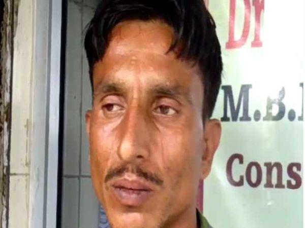 याच ट्रकचालकाला लूटण्यात आले असून तो जखमी झाला आहे. - Divya Marathi