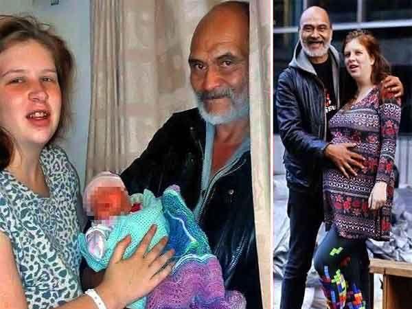 20 वर्षाची नीना आणि 72 वर्षाचा लेंज... - Divya Marathi