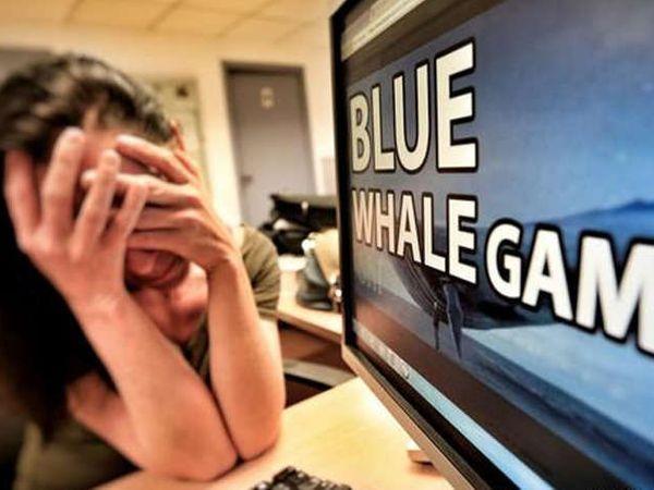 ब्ल्यू व्हेल गेममुळे 10 पेक्षा जास्त जणांनी आत्महत्या केली आहे. (प्रतिकात्मक) - Divya Marathi