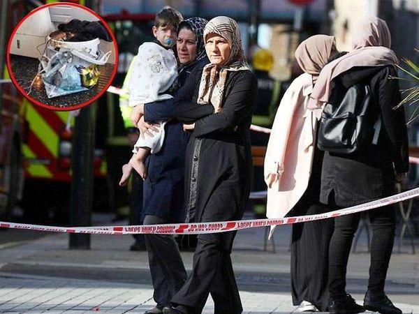 ब्रिटन दहशतवाद्यांच्या हिटलिस्टवर आहे. या वर्षांतील हा पाचवा हल्ला आहे. - Divya Marathi