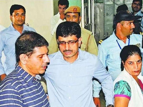 जगदीप सिंह यांनी बाबा राम रहीम याला 2 साध्वींवर बलात्कार केल्याप्रकरणी 20 वर्षांची शिक्षा सुनावली आहे. - Divya Marathi