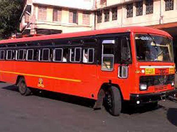 साधी बस व रातराणी बससाठी 10 टक्के वाढ करण्यात आली आहे. - Divya Marathi