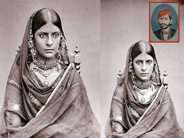 महाराज रामसिंह यांना फोटोग्राफीचा छंद होता. तवायफांना मॉडेल बनवू ते फोटो घेत होते. - Divya Marathi