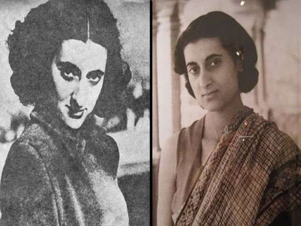 १९ नोव्हेंबर १९१७ रोजी इंदिरा गांधी यांचा जन्म झाला. - Divya Marathi