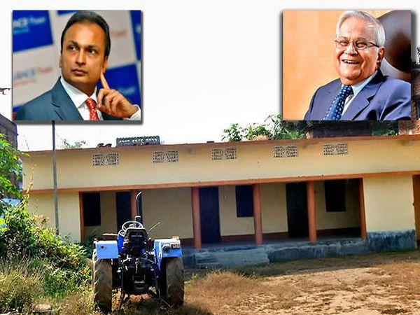 संप्रदा सिंह याचे गावातील घर... - Divya Marathi