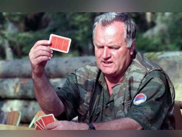 बोस्नियाचा युद्ध गुन्हेगार म्लादिक... - Divya Marathi