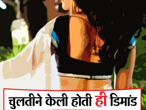 बदनामीच्या भीतीने पुतण्याने चुलतीची हत्या केली. - Divya Marathi