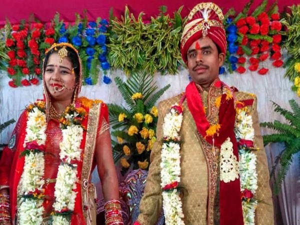 तरुणाचे 23 नोव्हेंबर रोजी लग्न झाले होते. - Divya Marathi
