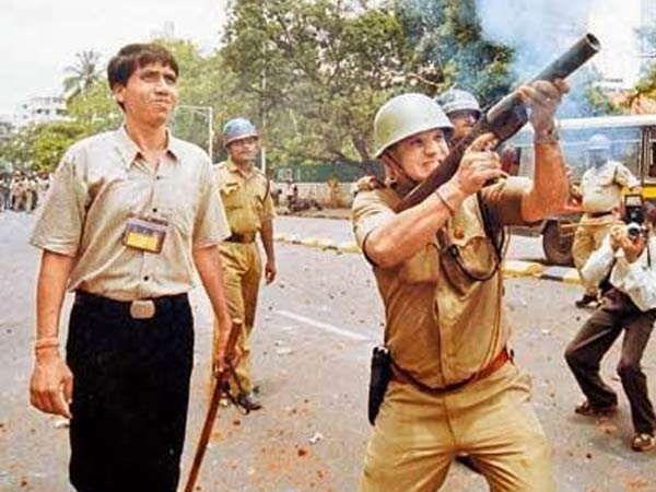 शहीद IPS अधिकारी अशोक कामटे... - Divya Marathi