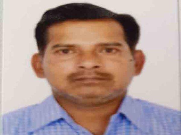 विवाहित महिलेवर गोळीबार करुन नंतर आत्महत्या करणारा अमृतलाल पाल. - Divya Marathi