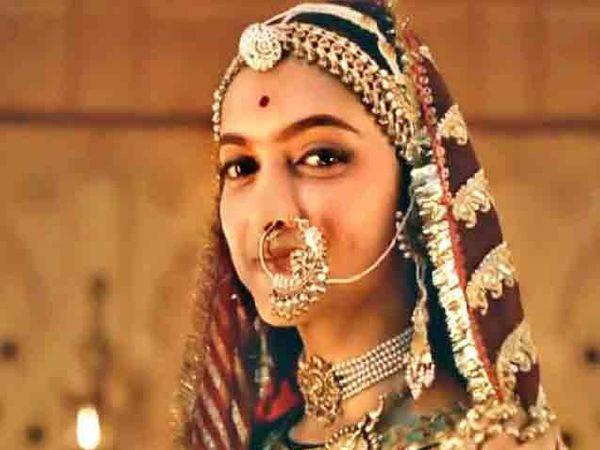 दीपिका पादुकोण हिने पद्मावती चित्रपटात राणीची भूमिका निभावली आहे. (संग्रहित फोटो) - Divya Marathi