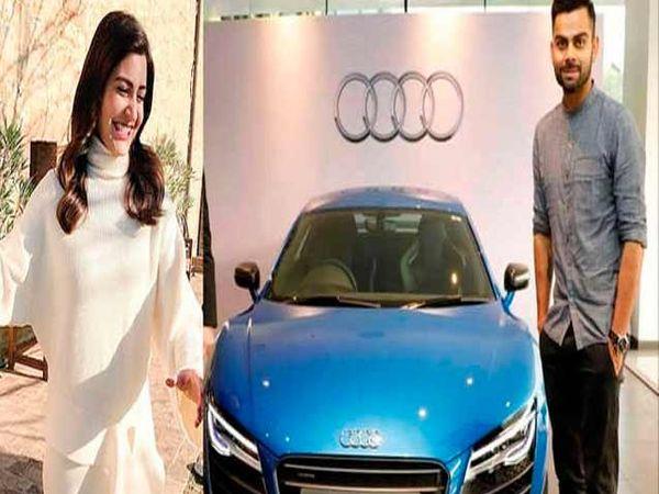 ऑडी R8 LMX - कारची किंमत साधारण  2.97 कोटी रुपये आहे. - Divya Marathi