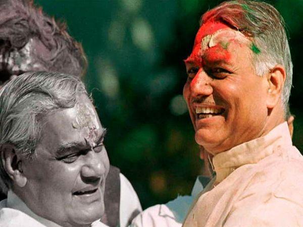 यशवंत सिन्हा यांनी मोदी सरकारच्या जीएसटी आणि नोटबंदीला कडाडून विरोध केला होता. (फाइल) - Divya Marathi