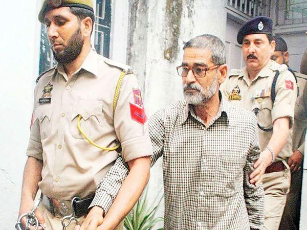 सांझी रामने पोलिसांना सांगितले की मुलीवर बलात्कार झाल्याची माहिती त्याला 13 जानेवारीला मिळाली होती. (फाइल) - Divya Marathi