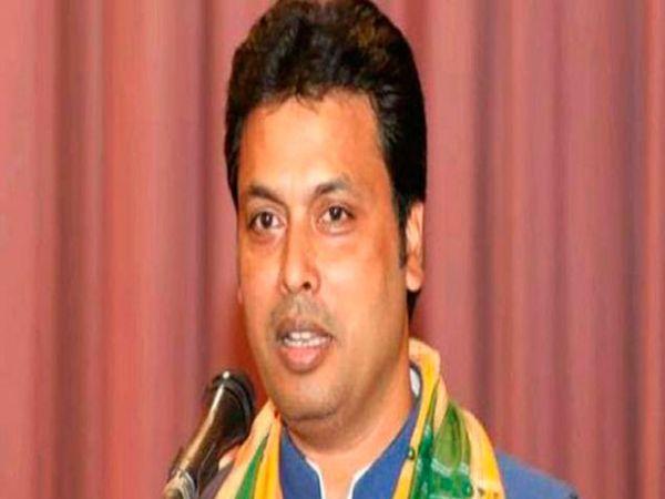 डायना हेडनबद्दल केलेल्या वक्तव्यावर मुख्यमंत्री बिप्लव देव यांनी दिलगिरी व्यक्त केली. - Divya Marathi