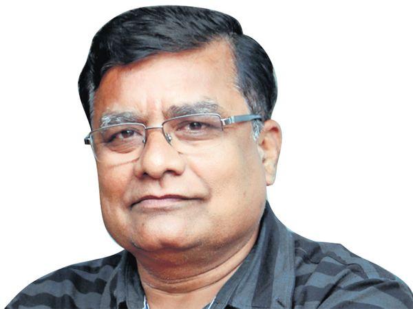 नवनीत गुर्जर, नॅशनल एडिटर, डीबी डिजिटल - Divya Marathi