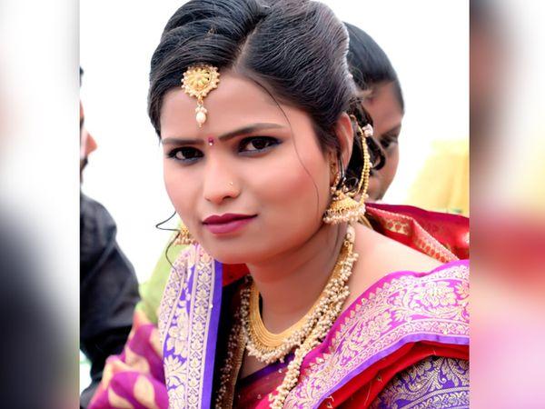 विद्या तांबे-तळेकर - Divya Marathi