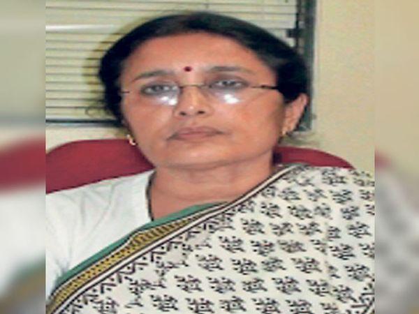 आमदार विद्या चव्हाण - Divya Marathi