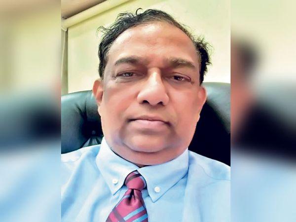 विशेष कृती दलाचे प्रमुख डॉ. संजय ओक - Divya Marathi