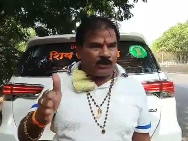 नवीन व्हिडिओमध्ये त्यांनी एक लोकप्रतिनिधी असताना भाषेची मर्यादा सोडली - Divya Marathi