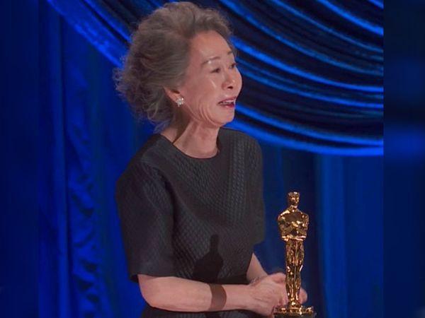 60 च्या दशकापासून टीव्ही आणि 70 च्या दशकापासून चित्रपटांमध्ये काम करत असलेल्या यूह-जुंह यून यांना कारकीर्दीमधील पहिला ऑस्कर पुरस्कार मिळाला आहे.