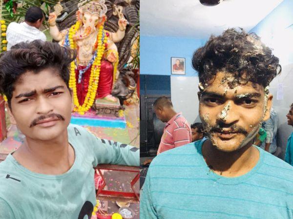 પારૂલ યુનિવર્સિટીના સ્ટુડન્ટે સાંજે પરિવાર સાથે ઉજવ્યો બથ ર્ડે, રાત્રે કર્યો આપઘાત - Divya Bhaskar