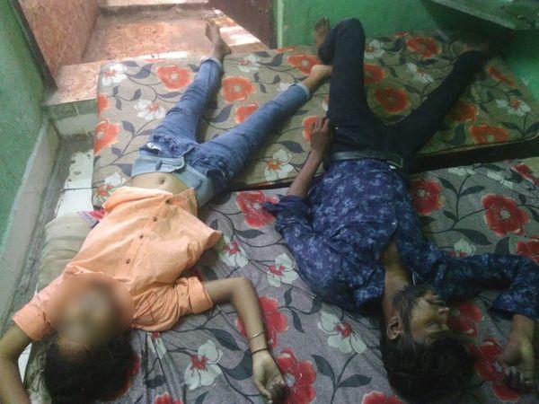 જૂનાગઢમાં પ્રેમીપંખીડાનો આપઘાત - Divya Bhaskar