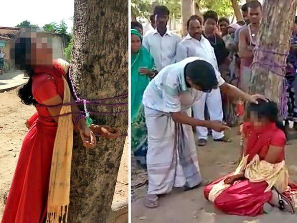 યુવતી સાથે જાનવરો જેવું વર્તન, 5 કલાક સુધી તરફડતી રહી - Divya Bhaskar